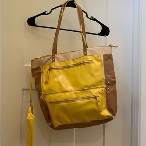 Nine West bag with pouch